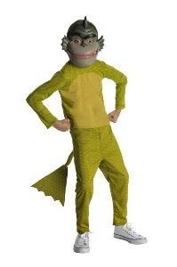 Monsters vs Aliens Missing Link Costume - Small]()