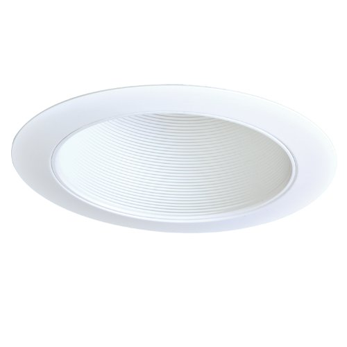 Halo Recessed 310WG 6-Inch Coilex Oversize Trim Ring with Baffle White  sc 1 st  Amazon.com : enlux lighting - www.canuckmediamonitor.org