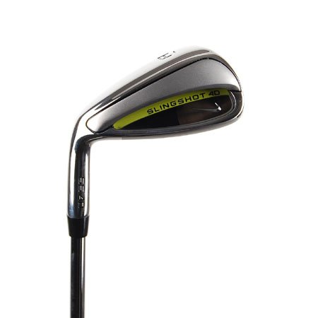 New Nike Slingshot 4D Mens Approach Wedge LH w/ R-Flex Steel Shaft