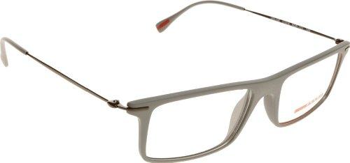 Prada Linea Rossa Montures de lunettes 03E Pour Homme Black, 51mm ROR-1O1: Dark Grey