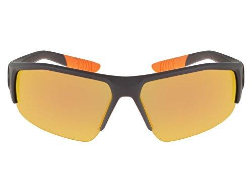 Abat-jour pour homme Nike Vision Skylon Ace XV R Mat DP en étain orange flash