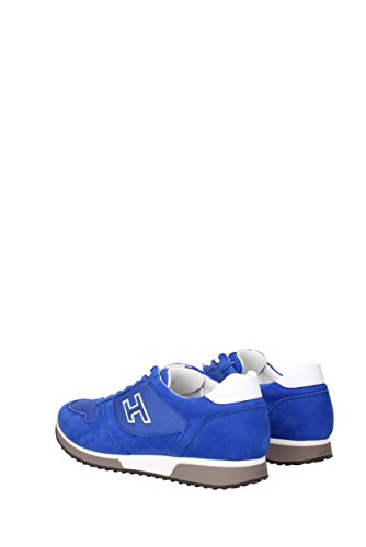Hogan Sneakers Uomo - Tessuto (HXM1980R971C4X) EU Blu