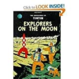 Explorers on the Moon/Pop Up Book (The Adventures of Tintin)