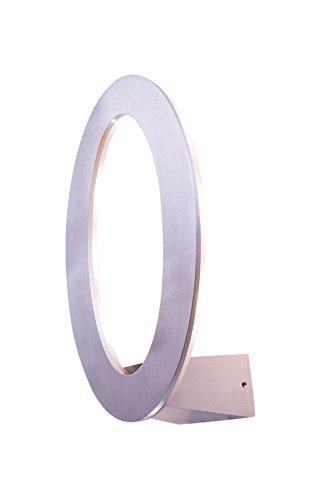 Deko-Light Wandaufbauleuchte, Oval, 220-240 V AC 50-60 Hz, 7,00 W 341094