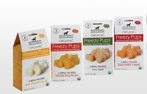 Freezy Pups – 5 Refill Packs – Juicy Apple, My Pet Supplies
