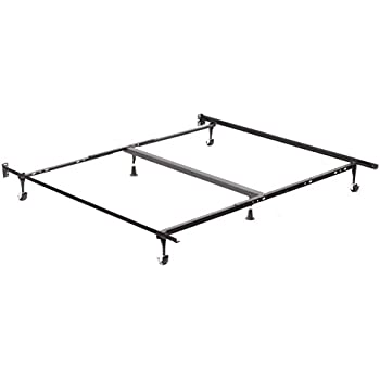 milton greens stars cruze adjustable queen california king eastern king bed frame with rug
