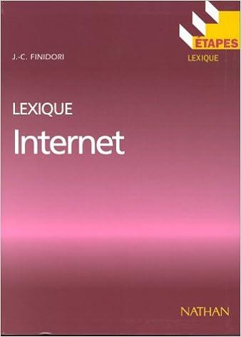 Télécharger en ligne Internet : Lexique pdf