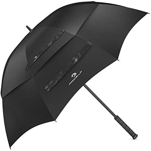 Procella Vented Double Golf Umbrella Automatic Open