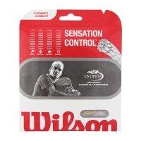 Wilson Sensation Control 16g Tennis String Set - Natural