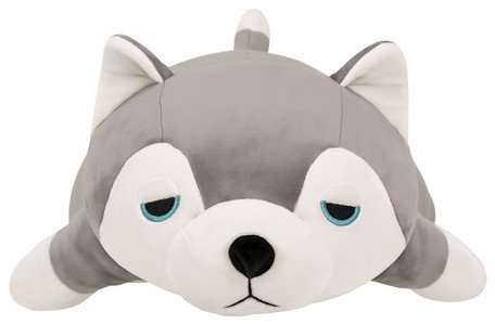 LivHeart Nemu Nemu Animals Husky ''Mint'' Body Pillow (L) 48768-72 from Japan