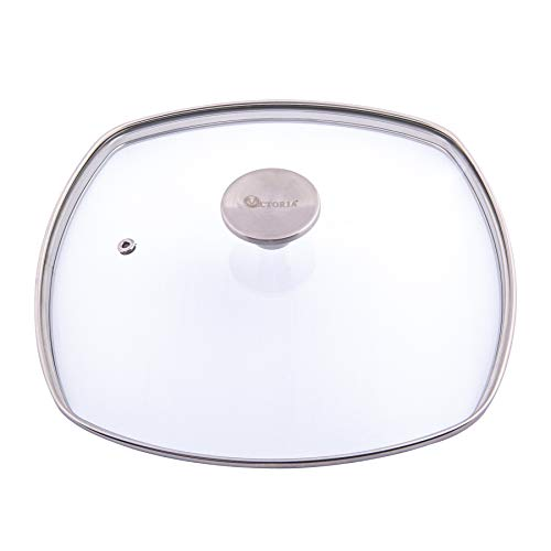 Victoria Glass Lid for 10