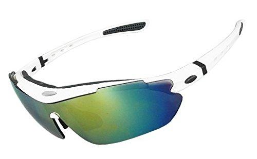 Unisex Half Frame Polarized Riding Glasses, Outdoor Sunglasses, Myopia Sports, Windproof Sand Glasses - Louis Sunglasses Vuitton Gold