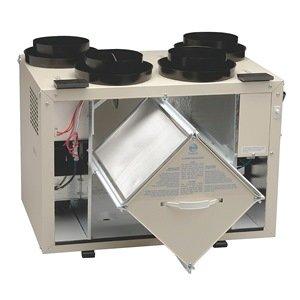 Fantech Vhr 704 Heat Recovery Ventilator Hrv 30 56 Cfm At 0 4 Wg 3 Speed Bathroom Fans