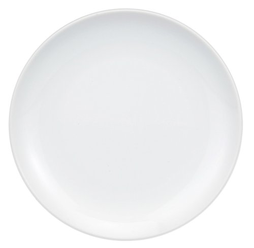 (HIC Porcelain Coupe Buffet Plate 12-inch)