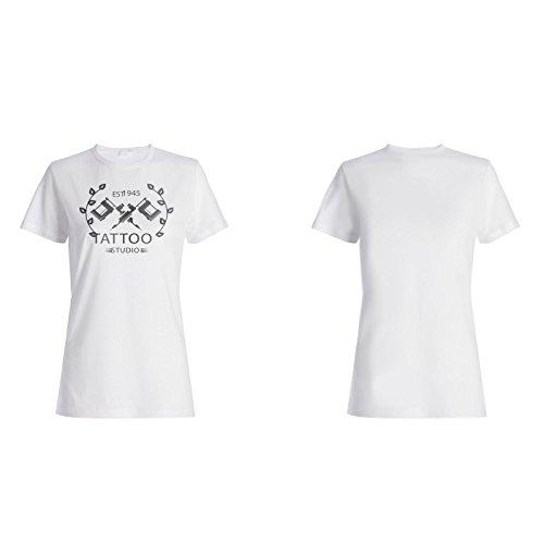 Neues Tattoo-Studio Seit 1946 Damen T-shirt l768f