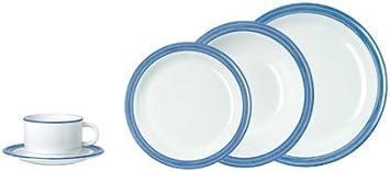 WACA/® 1932-222 Eierbecher Kunststoffbecher /∅92 mm bistro blau