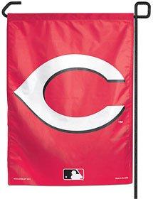 MLB Cincinnati Reds Garden Flag, 11