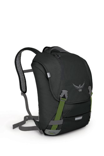 Osprey FlapJack Men's Backpack (Black), Bags Central