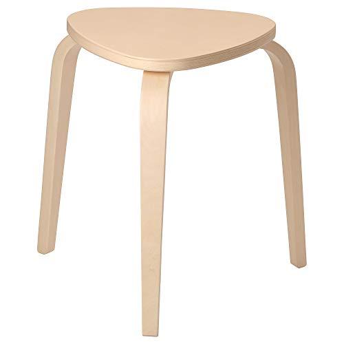 Ikea Birch Kyrre Stool