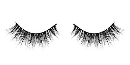 Lucine lashes 100% Mink 3D False Eyelashes, Cruelty Free, Premium Quality Reusable Lashes - - Premium Charlotte