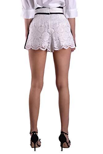 Blanco Mujer A03107211 Shorts Algodon Philosophy Zagwqv