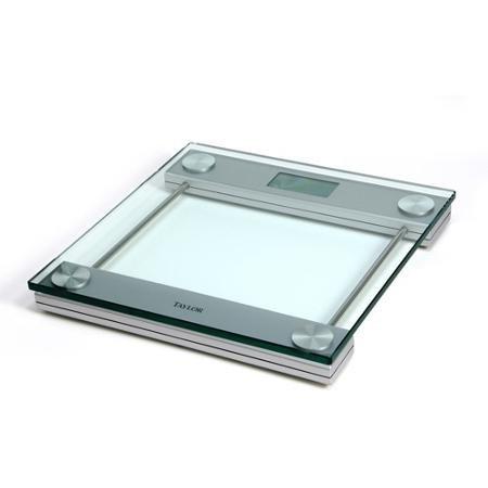 Taylor 7519 Ultra Thick Glass Digital Bath Scale