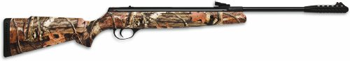 Webley Value Max .177 Caliber Air Rifle, Camo