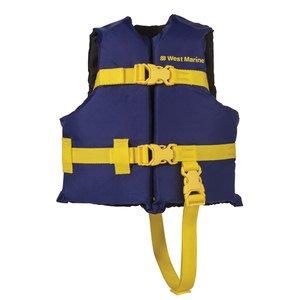 West Marine Runabout Life Jacket, Child 30-50lb