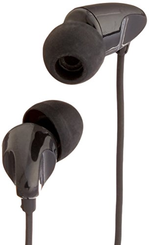 AmazonBasics Ear Headphones Universal Mic
