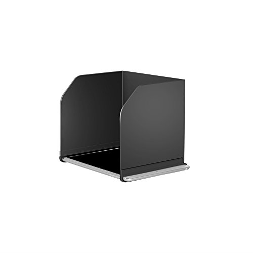Monitor Sunshade Sun visor Cover for DJI Spark / DJI Mavic pro / Mavic AIR / Inspire 1 / Phantom 3 4 / OSMO Remote Control Fits for IPhone 6plus / 7plus - Monitor Length < 5'' -L128mm by Taoke
