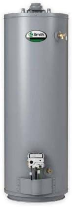 gas water heater 40 gallon tank
