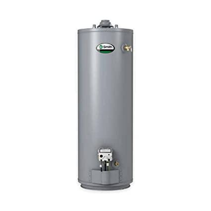 A.O. Smith GCG-50 ProMax Tall Gas Water Heater, 50 gal - - Amazon.com