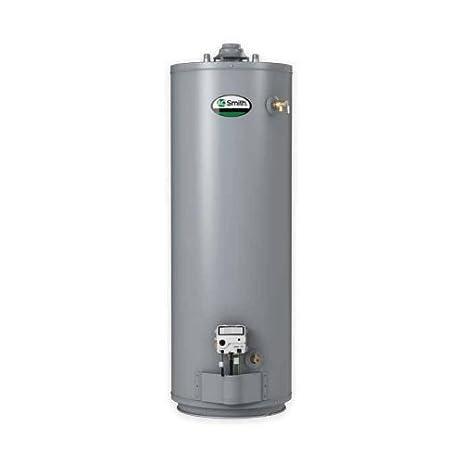 AO Smith GCRL40 ProMax Short Gas Water Heater 40 gal