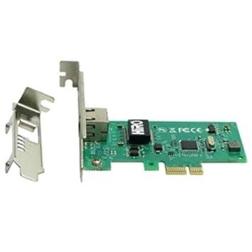 HiRO H50336 Intel 82574L PCIe PCI Express PCI-E x1 Gigabit Ethernet Network  Adapter PXE WOL VLAN VMware ESXi Windows 10 plug n play no driver