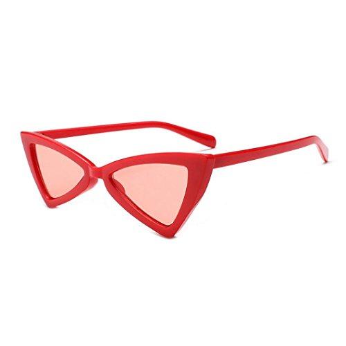 Para Gafas Mujeres de ULTRAVIOLETA de Vidrios H Viaje Logobeing Retro Eyewear Sombras Gafas Vintage Sol de gqqW1Xf