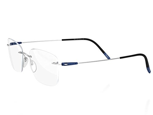 Silhouette Eyeglasses DYNAMICS Colorwave 5500 with DEMO l...
