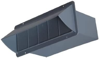 117GR Wall Cap Plastic with Damper Spring