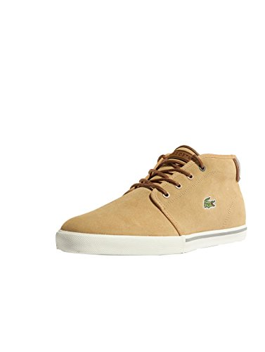 1 Calzado Hombres Lacoste Ampthill Beis Cam boots 318 RpUqw6
