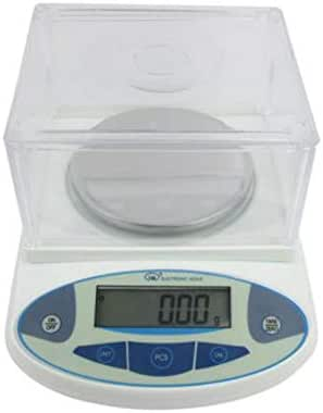 Electronic Analytical Balance 0.001g Kitchen Food Scales Digital Analytical High Precision Carat Kitchen Food Drug