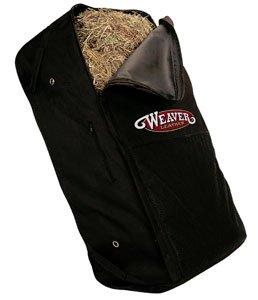 Weaver Leather ROLLING HAY BALE BAG,6-WHL,BK by Weaver