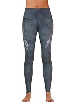 YHHBA Secas de Yoga Pantalones Ajustados de Súper Primavera ...