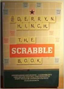 The Scrabble Book by Derryn Hinch (1979-03-09)