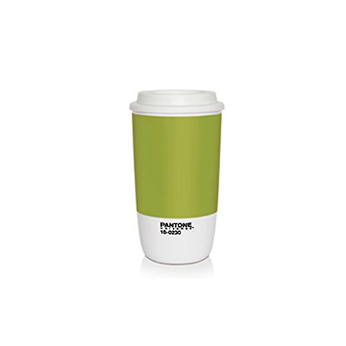 Pantone Universe Thermo Cup Macaw Green