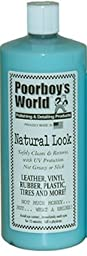 Poorboy\'s World Natural Look Dressing - 32 oz Refill
