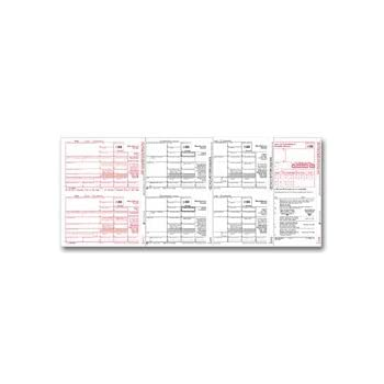 Amazon Egp Irs Approved Tax Form 1099 Misc 3 Part Laser Set