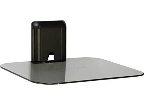 Sanus VMA401-B1 Small Single Shelf Assembly Black (Systems Wall Sanus)