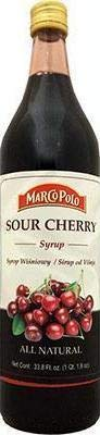 Sour Cherry Syrup 33fl.oz