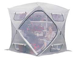 Bloomhouse Polyethylene Greenhouse (Flowerhouse Portable Greenhouse)