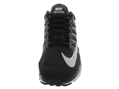 NIKE Mens Air Max Excellerate 4 Running Shoe Black/White-dark Grey CI3eT20T