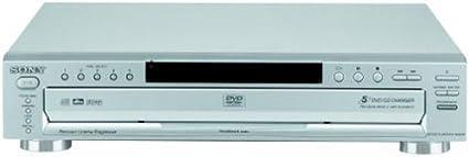 amazon com sony dvp nc665p s 5 disc progressive scan dvd changer rh amazon com Sony Dcr sony dvp nc655p manual
